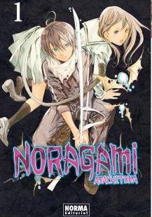 Noragami manga Tomo 1