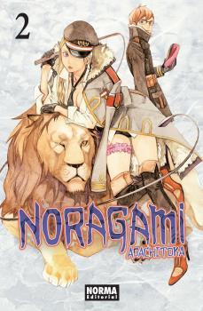 Noragami manga Tomo 2