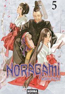Noragami manga Tomo 5