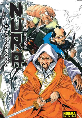 Manga Nura El Señor de los Yokai 14