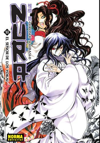 Manga Nura El Señor de los Yokai 18