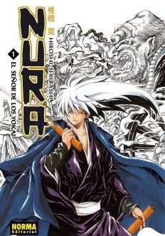 Nura El Señor De Los Yokai manga Tomo 1