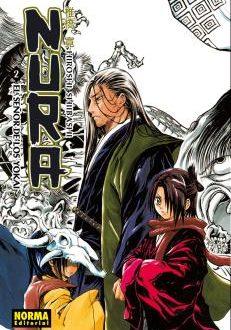 Nura El Señor De Los Yokai manga Tomo 2