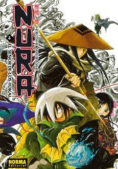 Nura El Señor De Los Yokai manga Tomo 4