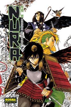 Nura El Señor De Los Yokai manga Tomo 6