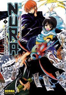 Nura El Señor De Los Yokai manga Tomo 7