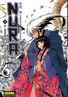 Nura El Señor De Los Yokai manga Tomo 8