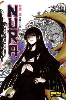 Nura El Señor De Los Yokai manga Tomo 10