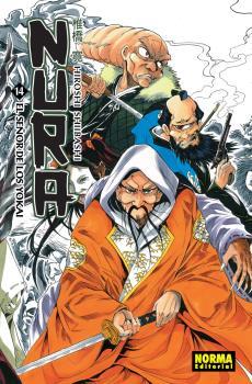 Nura El Señor De Los Yokai manga Tomo 14
