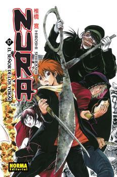Nura El Señor De Los Yokai manga Tomo 17