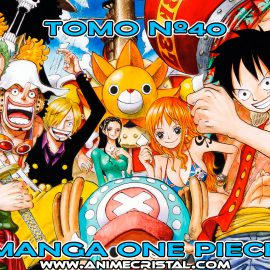 Manga One Piece 40