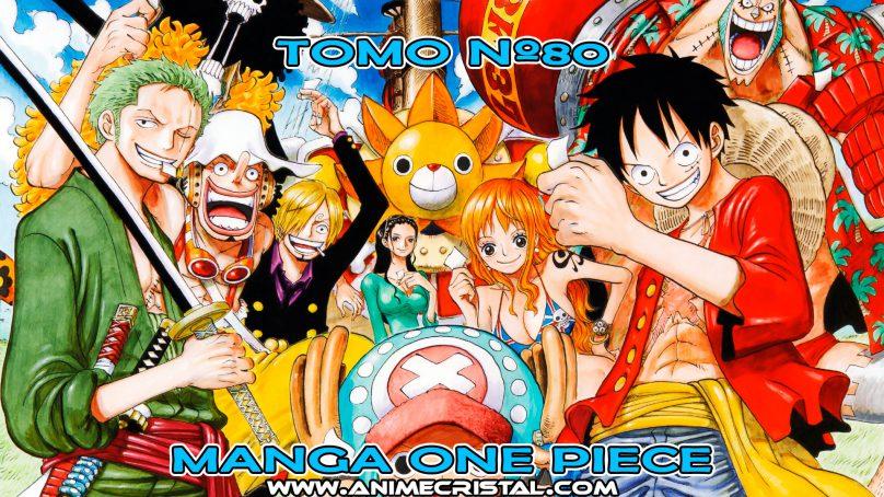 Manga One Piece 80