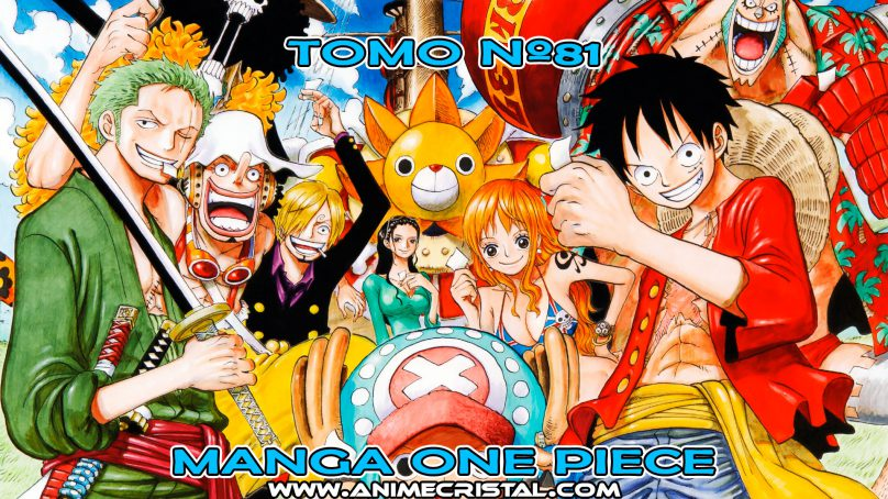 Manga One Piece 81