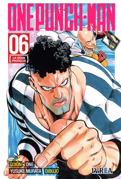 Manga One Punch-Man tomo 06