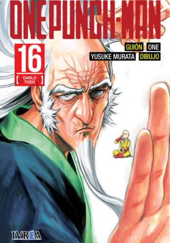Manga One Punch-Man 16