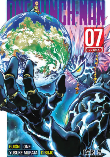 One Punch-Man manga tomo 7