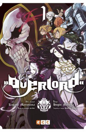 Manga Overlord