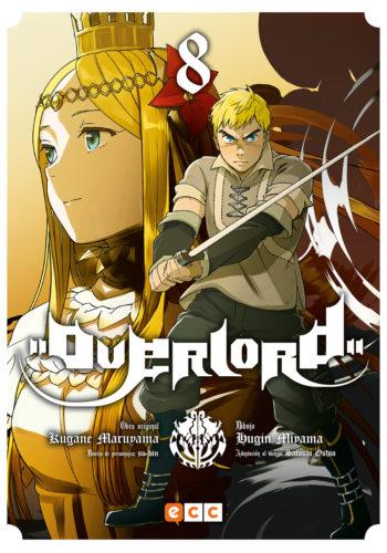 Manga Overlord 08