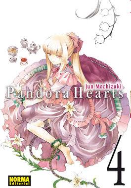 Manga Pandora Hearts 04