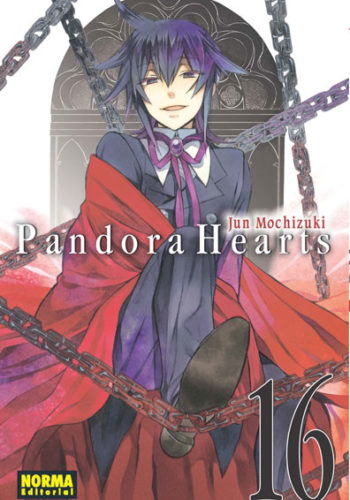 Manga Pandora Hearts 16