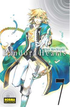 Pandora Hearts manga Tomo 7