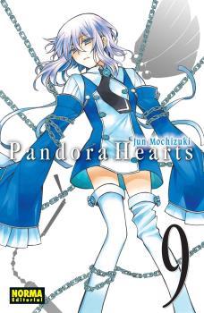 Pandora Hearts manga Tomo 9