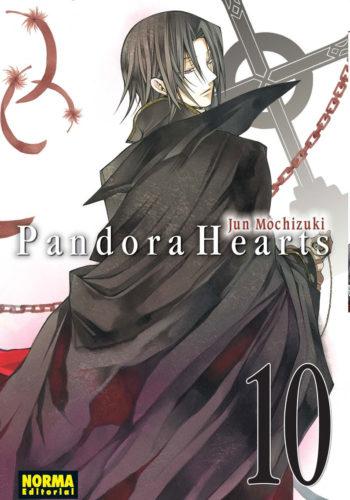 Pandora Hearts manga Tomo 10