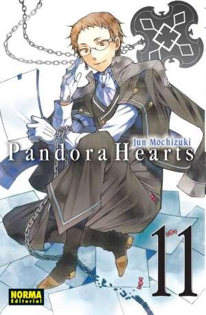 Pandora Hearts manga Tomo 11