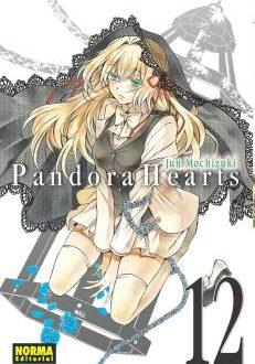 Pandora Hearts manga Tomo 12