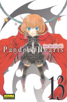 Pandora Hearts manga Tomo 13