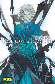 Pandora Hearts manga Tomo 14