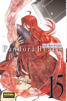 Pandora Hearts manga Tomo 15