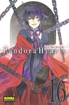 Pandora Hearts manga Tomo 16