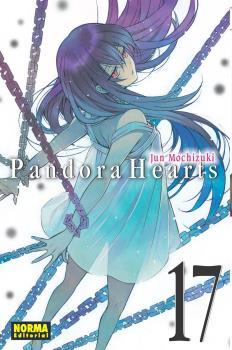 Pandora Hearts manga Tomo 17