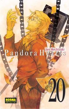Pandora Hearts manga Tomo 20