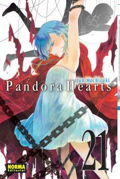 Pandora Hearts manga Tomo 21