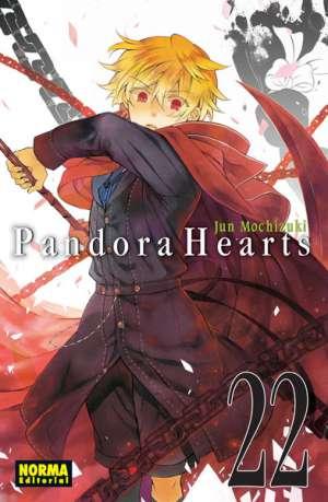 Pandora Hearts manga Tomo 22