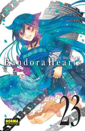 Pandora Hearts manga Tomo 23