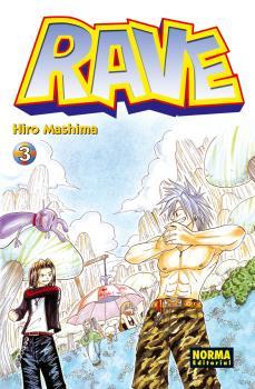 Rave manga Tomo 3