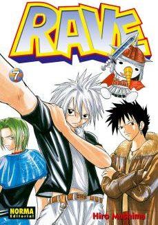 Rave manga Tomo 7