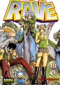 Rave manga Tomo 10