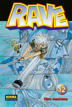 Rave manga Tomo 12
