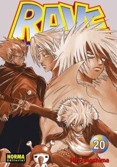Rave manga Tomo 20