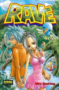Rave manga Tomo 21