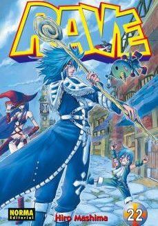 Rave manga Tomo 22