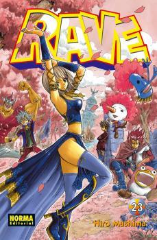 Rave manga Tomo 23
