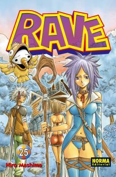 Rave manga Tomo 25