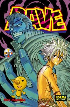 Rave manga Tomo 26