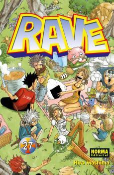 Rave manga Tomo 27
