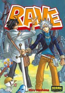 Rave manga Tomo 29